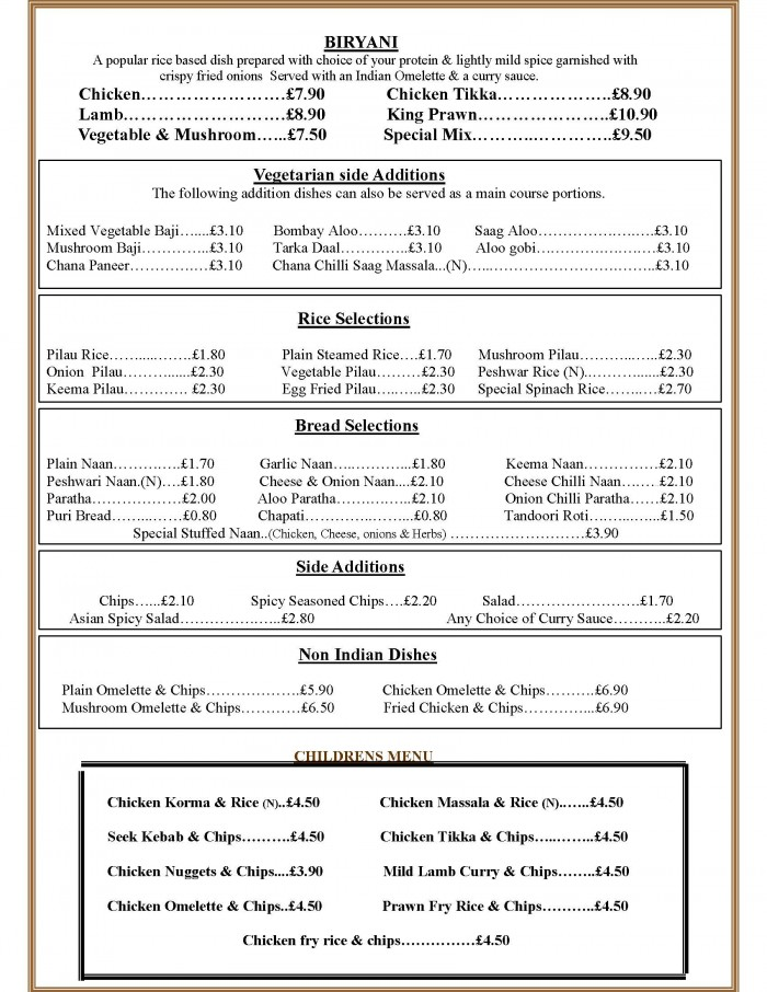 takeaway menu page 7 2018